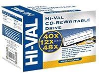 I/O Magic Hi-Val H401248A15R 40X12X48 Internal IDE CD-RW Drive [並行輸入品]
