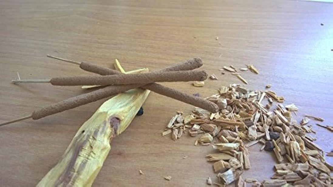 レタス羊の服を着た狼マイルPalo Santo Incense Sticks - 12 Pieces - All Natural Hand Rolled Herbal Incense [並行輸入品]