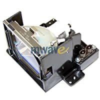Mwave Lamp for BOXLIGHT MP42T-930 Projector Replacement with Housing [並行輸入品]