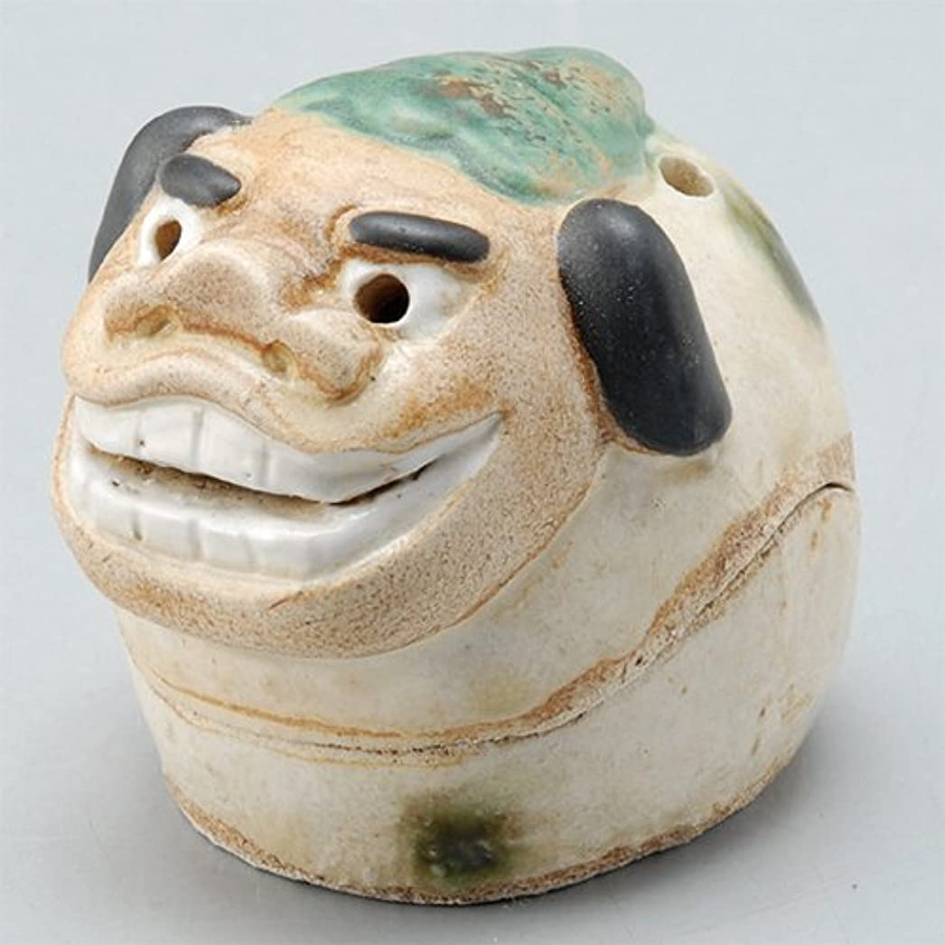 香炉 飾り香炉(獅子頭) [H5.5cm] HANDMADE プレゼント ギフト 和食器 かわいい インテリア