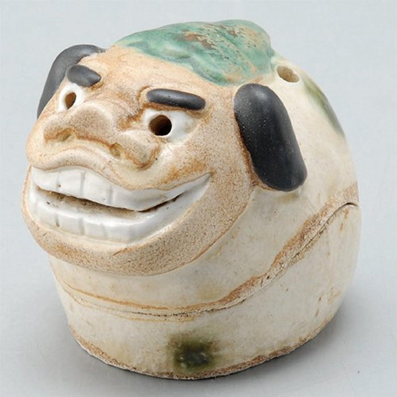 複製大理石可動式香炉 飾り香炉(獅子頭) [H5.5cm] HANDMADE プレゼント ギフト 和食器 かわいい インテリア