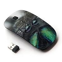 koolmouse ワイヤレスマウス 2 4ghz 無線光学式マウス french bull