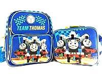 Thomas the Train Boys' No. 1 Thomas 12 Backpack W/Matching Lunch Bag [並行輸入品]