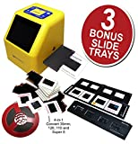 RAY-BAN ウルヴァリンf2dスーパー+ 20MP 4- in - 1フィルムをデジタルコンバータ、35mm、126、110、スーパー8デジタル数秒でプラスに変換3Wolverineデータスライドトレイバンドル