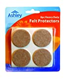 8 Pack Heavy Duty Felt Protectors For Use on Sof