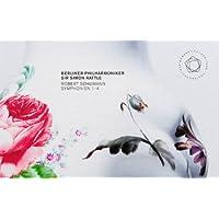 シューマン : 交響曲全集 (Robert Schumann : Symphonien 1-4 / Berliner Philharmoniker | Sir Simon Rattle) (2CD+1Blu-ray Video & Audio) [輸入盤・日本語解説付]