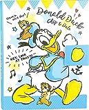 デルフィーノ ディズニー グラフィティ2 マグネット付箋 ドナルド・チップ&デール H7.8×W10.5cm DZ-80261