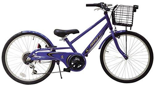 People(ピープル) いち・ろく自転車 クロスバイクスタイル 20インチ インディゴブルー YGA280