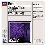 【普通に取り出すシリーズ】(005) J.S.Bach 「ヴァイオリンとチェンバロのためのソナタ集」
