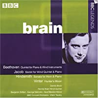 Beethoven - Quintet for Piano & wind Instrument; Hindemith - Sonata for Horn & Piano