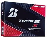BRIDGESTONE(ブリヂストン) ゴルフボール TOUR B X (1ダース 12球入り)
