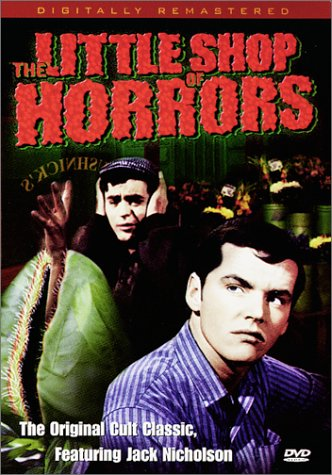 The Little Shop of Horrors (Digitally Remastered) MOVIE