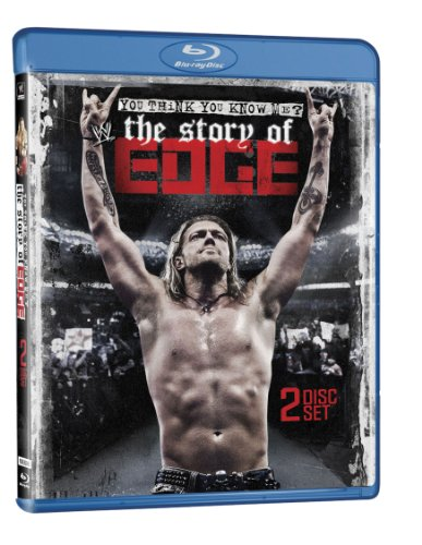 Wwe: You Think You Know Me - The Story of Edge [Blu-ray] [Import]