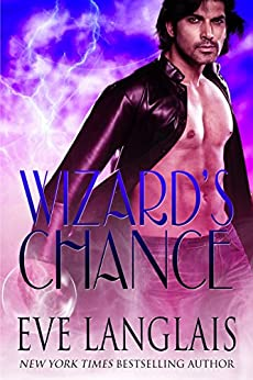 Wizard's Chance (The Realm Book 1) by [Langlais, Eve]