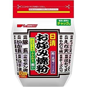 日清 お好み焼粉 500g