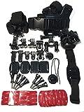 【ノーブランド品】アクセサリーキット for GoPro HERO4,3+,3,2 and HERO Cameras 並行輸入品