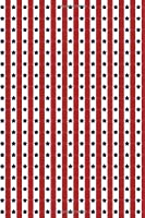 Patriotic Pattern - United States Of America 07: Graph Paper 5x5 Notebook for Patriots and Locals