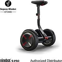 Segway-Ninebot(セグウェイ ナインボット) S-PRO エス プロ バランススクーター 1年保証 [ ホワイト/ブラック ]