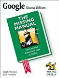 Google: The Missing Manual (Missing Manuals)