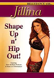 Shape Up N Hip Out With Jillina: Bellydance With [DVD] [Import]