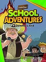 e-future School Adventures レベル1-6 Summer's End CD付 英語教材