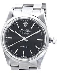 [ロレックス]ROLEX 腕時計 エアキング自動巻き 14000M メンズ 中古