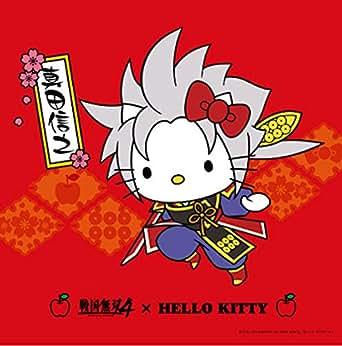 戦国無双4 × HELLO KITTY クリーナークロス 桜 真田信之