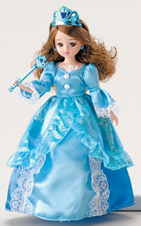 リカちゃん プリンセスドレス ブルー LW-13