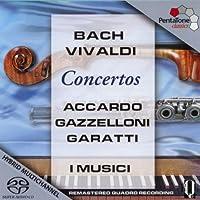 Concertos by Garatti/Gazzelloni/Accardo/I Musici (2010-07-27)