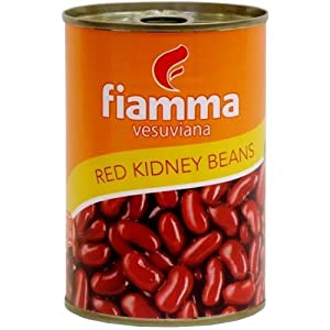 フィアマ豆缶 レッドキドニービーンズ 400g×24個