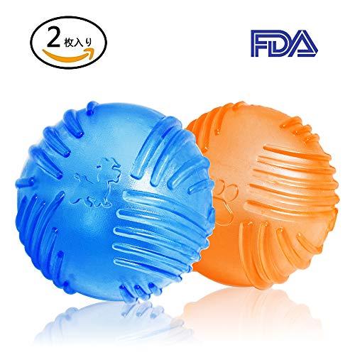 WeinaBingo 犬用 玩具ボール 耐久性 ゴムのおもちゃ 耐噛みトレーニングのおもちゃ