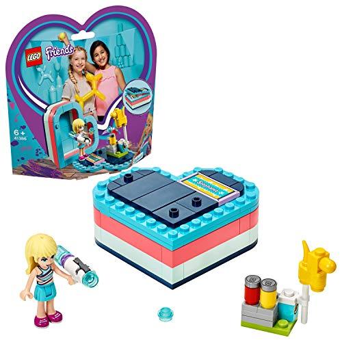 レゴ(LEGO) フレンズ ハートの小物入れ ステファニーのビーチバカンス 41386