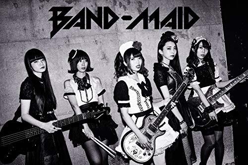 BAND-MAID【Bubble】MVを解釈!「ボヘミアン・ラプソディ」のオマージュがカッコいい!の画像