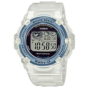 [カシオ]CASIO 腕時計 BABY-G ベビージー ラブザシーアンドジアース 電波ソーラー BGR-3008K-7JR レディース