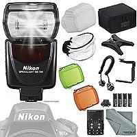 Nikon SB - 700AFスピードライトフラッシュバンドル