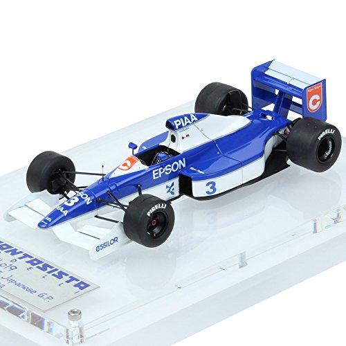 FANTASISTA MODELLI 1/43スケール ティレル019 #3 中嶋 悟 1990 日本GP スペチアーレ