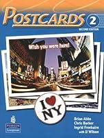 POSTCARDS (2E) 2 : STUDENT BOOK+CD-ROM(1)