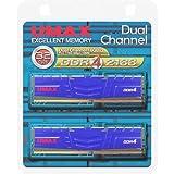 UMAX DDR4-2133 16G*2 デスクトップ用 288pin U-DIMM UMAX DCDDR4-2133-32GB HS