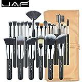 JAF 24pcs Professional Makeup Brushes Set High Quality Make Up Brushes Full Function Studio Synthetic Make-up...