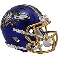 NFL Baltimore Ravens代替Blaze Speed Miniヘルメット