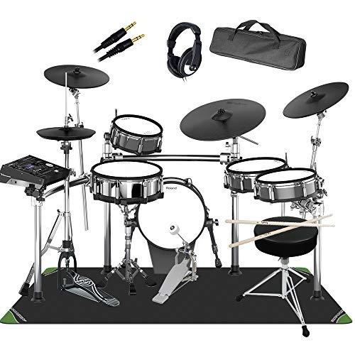 【Vドラムならこれ】人気のローランドの電子ドラムランキング10選のサムネイル画像