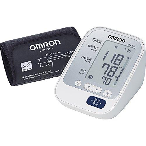 オムロン上腕式血圧計  HEM-8713...