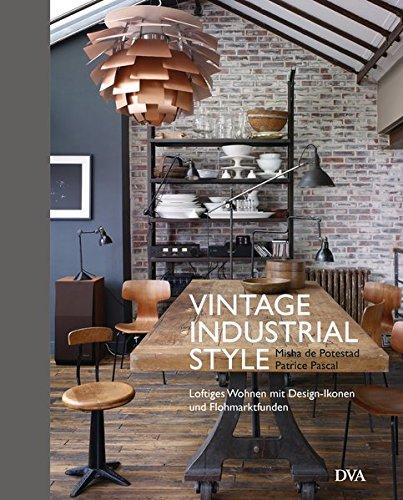 RoomClip商品情報 - Vintage Industrial Style: Loftiges Wohnen mit Design-Ikonen und Flohmarktfunden