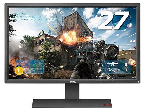 BenQ ゲーミングモニター ディスプレイ ZOWIE コンソールゲーム用 RL2755 27インチ/フルHD/HDMI,VGA,DVI端子/1ms