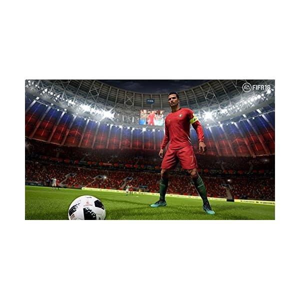 FIFA 18 【予約特典】• 5試合FUTレ...の紹介画像8
