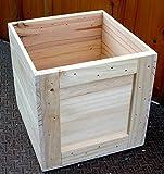 Wooden box 木製 木箱 キット 組立は簡単です