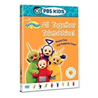 All Together Teletubbies - Playful [DVD]
