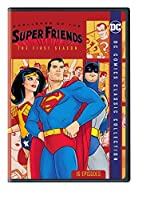 Challenge of the Superfriends: The Complete First Season [並行輸入品]