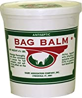 Dairy Association Bag-Balm Vermonts Original Moisturizing and Softening Ointment Pail for Pets by Dairy Association