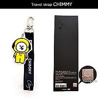 BT21 X monopoly - Travel Wrist Strap [防弾少年団][BTS][公式グッズ][タイプ選択] (CHIMMY) [並行輸入品]